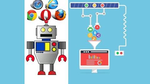 Learn Robot Framework (Selenium) from Industry Expert|22+hr⭐