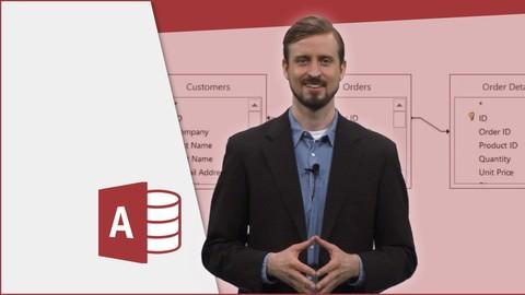 Microsoft Office Access 2016: Part 2 (Intermediate)