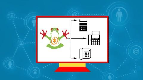 FreePBX Asterisk 13 VoIP Server Administration Step by Step
