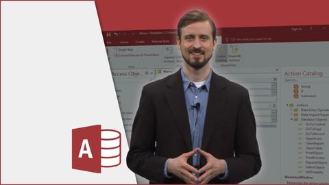 Microsoft Office Access 2016: Part 3 (Advanced)