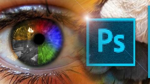 Adobe Photoshop Definitivo - Foco em design e criatividade.