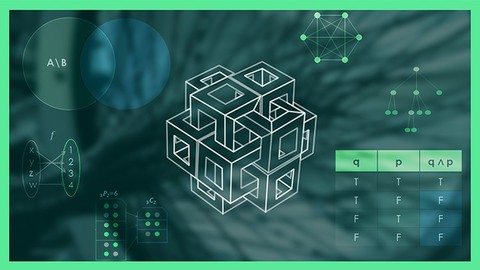 Discrete Mathematics: Beginner's Complete, Math Crash Course