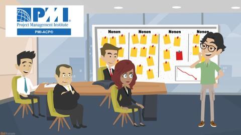 PMI-ACP: Gerência Ágil de Projetos: Completo + Simulados