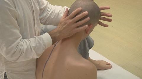 Thai Acupressure Massage Treatment For Migraine