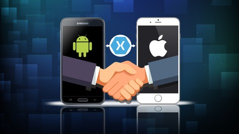 Cross Platform Native iOS & Android in Xamarin C# & Firebase
