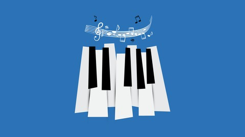 How to Play Piano - Your First Lesson!