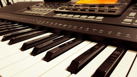 Learn to play Greek music on the keyboard instrument