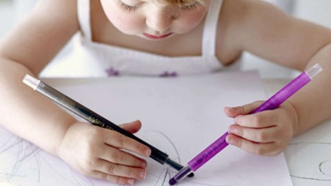 Drawing for Kids and Adults: Train Brain with Both Hands.