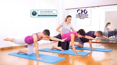 Pilates Teacher Training & CPD Certification