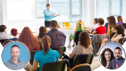 Public Speaking Training & Facilitator Certification