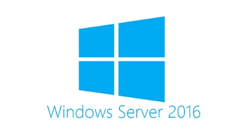 Windows Server 2016 Active Directory DNS DHCP File Server