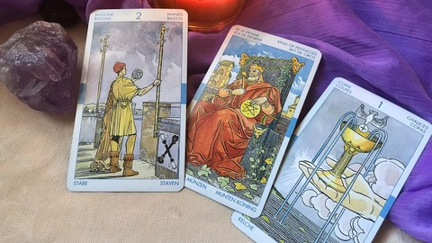 Masters' Guide To Tarot Combinations