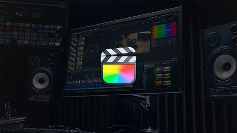 Продвинутый монтаж в Final Cut Pro X