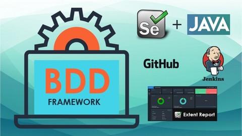 End-To-End BDD Framework -Selenium|Java|Cucumber|GIT|Jenkins