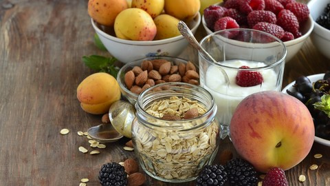 Fully Accredited Professional Nutritionist Diploma Course