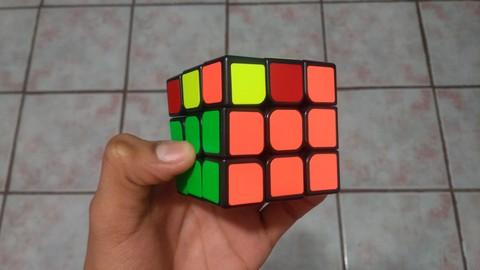 Resolver cubo Rubik (método principiante) + sorpresa