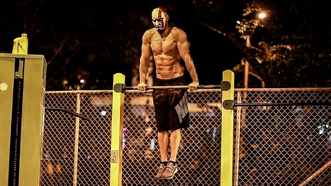 Bodyweight Workout - Learn from Calisthenics World Champion