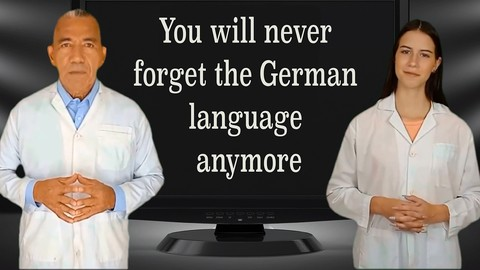 For the first time in German language history, real keys