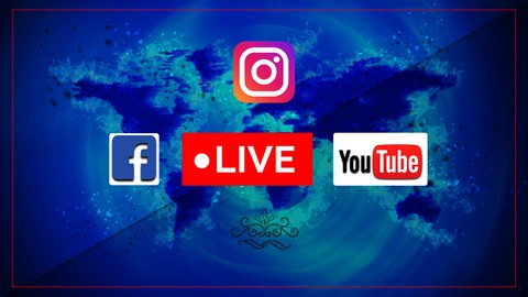 LIVE Streaming Masterclass- Facebook YouTube Instagram 2020