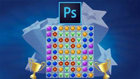 Learn to Design Game Assets in Photoshop