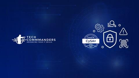 CompTIA CySA+ CyberSecurity Analyst  CS0-001 Practice Exams