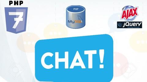 Sistema de Chat com PHP 7 e Mysqli
