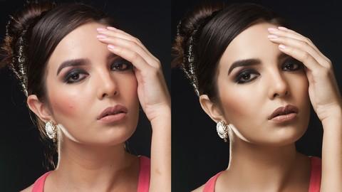 Photoshop - Retoque para Retratos