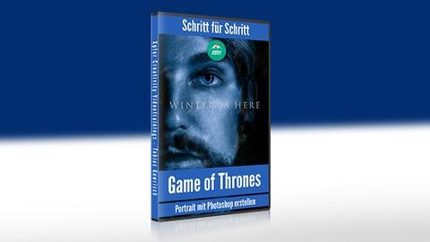 Game of Thrones Style Portraits mit Photoshop erstellen