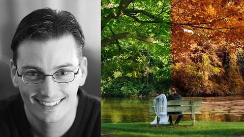 Photoshop Retouching for Outdoor Portraits + Landscapes