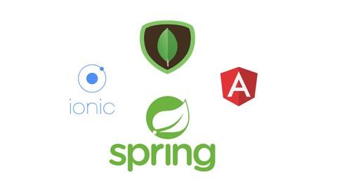 Criar aplicativos com Ionic 3, Spring,OAuth2, REST e MongoDB