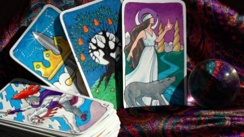 Master Tarot Reading For Newbies & Start Selling Online