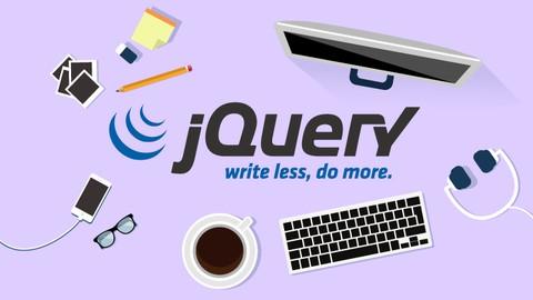 即実践 手を動かして6時間でjQueryをマスターしよう。知識、経験ゼロからjQueryを使いこなそう