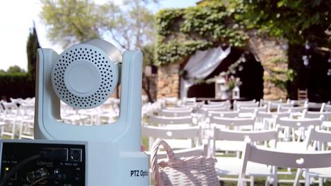 How to live stream Weddings