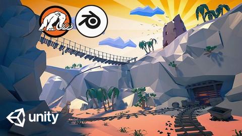 C# Masterclass: Make RPG & Mobile Games in Unity® & Blender