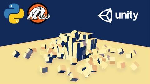 Start to Finish Unity® Games and Python Coding