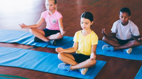 Yoga for Kids: A Proven System for Teaching your First Class