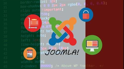Corso di Joomla 3.6: crea un sito aziendale dalla A alla Z