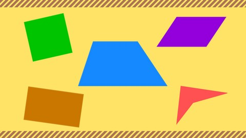 A Guide for Lines, Angles & Quadrilaterals | Math | Geometry