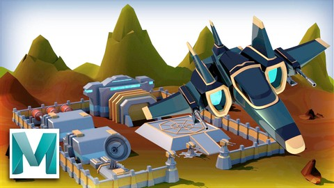Autodesk Maya : Design 3D do Básico ao Avançado Rápido
