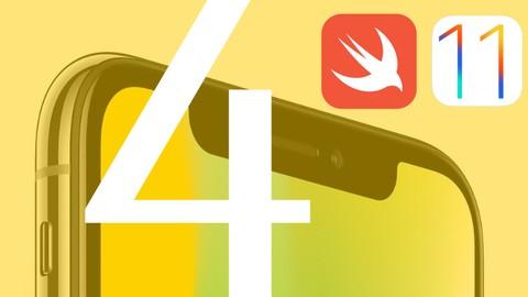 Aprende Swift 4 para iOS y lo mejor en Bases de Datos