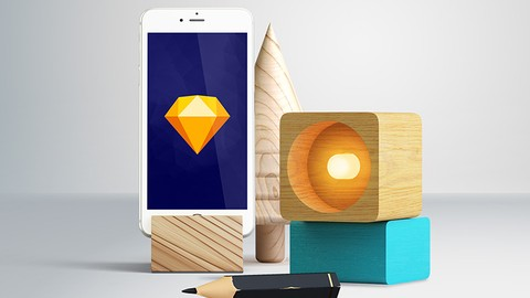 Sketch App - Modern UI Design