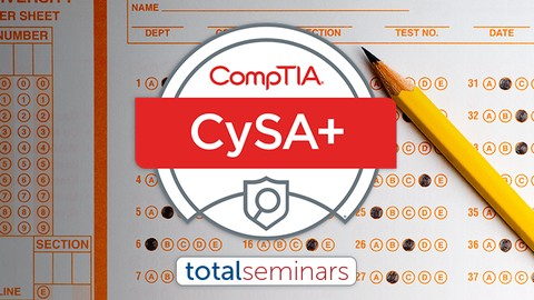 TOTAL: CompTIA CySA+ (CS0-002) Practice Tests