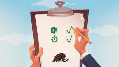 1 hour excel for absolute beginners