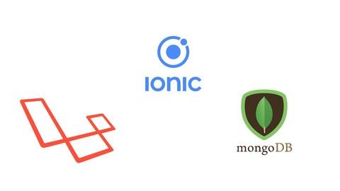 Criar aplicativos com  Ionic 3 e Laravel (PHP) com MongoDB