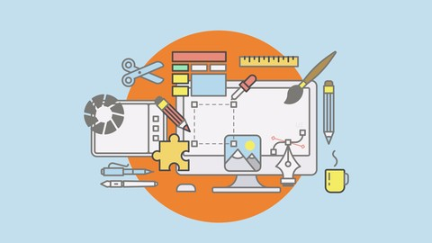 Vector Graphics with SVG & HTML - Complete course + projects