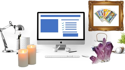 Build An Amazing Sales Page for Spiritual Workers In 1 Hour