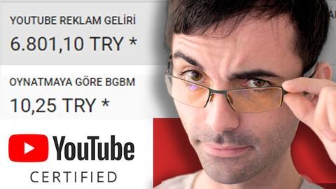 YouTube Kanal Geliştirme ve SEO Formülleri [Uzman Anlatımı]