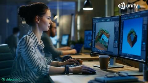 Twórz gry komputerowe 3D w Unity - poziom zaawansowany