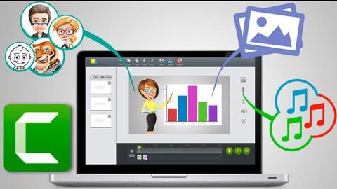 Create Animated Explainer Videos Using Camtasia Studio 8