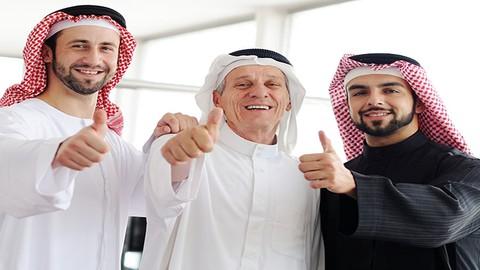 Daily Arabic conversation Videos + PDF + MP3 lessons